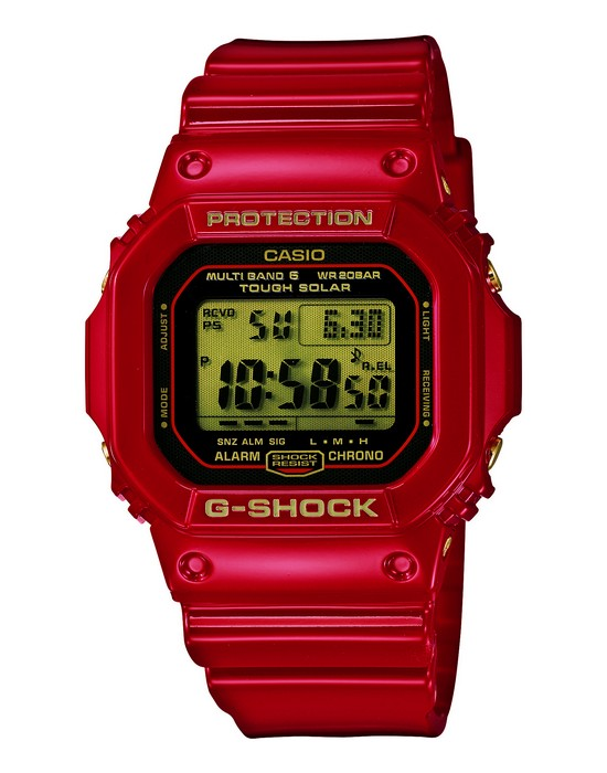 Casio G-Shock Anniversary Watch GW-M5630A-4
