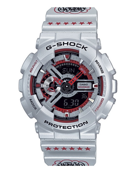 Casio G-Shock Anniversary Watch Haze GA-110EH-8A