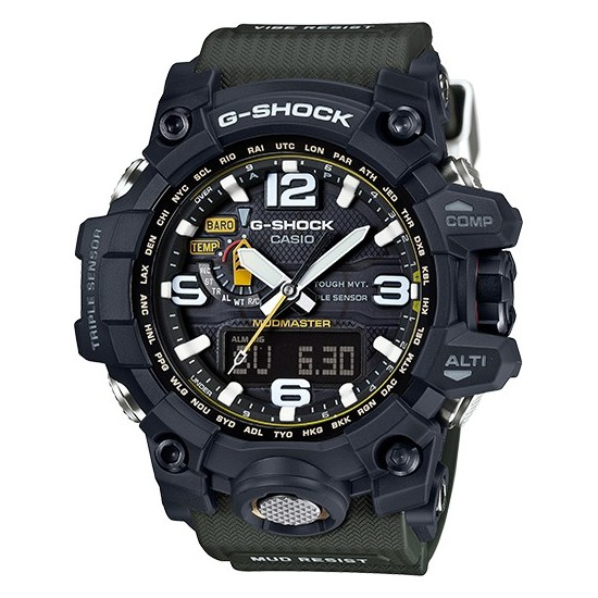 Casio G-Shock Master of G Mudmaster Joseph Garcia GWG1000-1A3 Watch