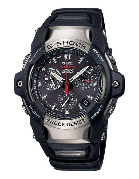 Casio GS1100-1A G-Shock GIEZ Series
