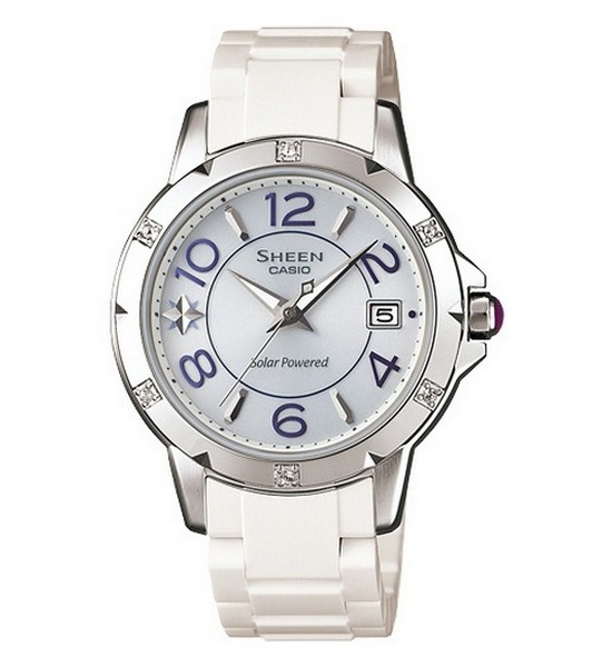 Casio Sheen SHE-4025SB Watch