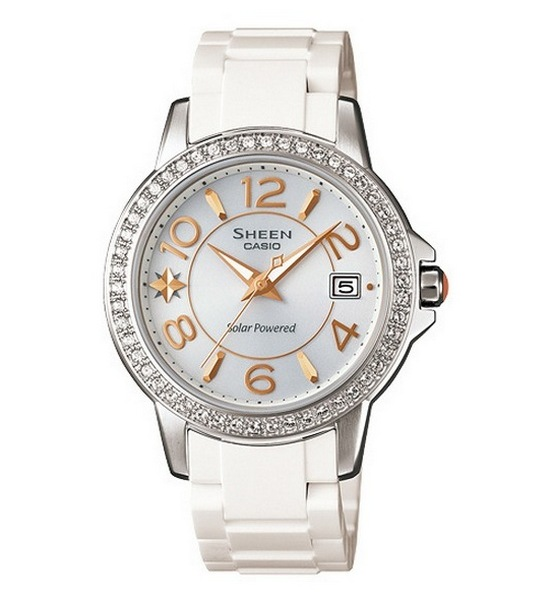 Casio Sheen SHE-4026SB Watch