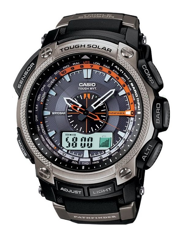 Casio Pathfinder Watch PAW5000-1