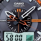 Casio Pathfinder Watch PAW5000-1 detail