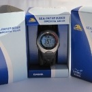 Casio Sea Pathfinder Tide Graph Watch Pack