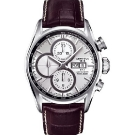 Certina Gent Automatic Collection DS 1 Chrono Watch Leather Strap Front