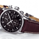 Certina Gent Automatic Collection DS 1 Chrono Watch Leather Strap Side