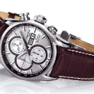 Certina Gent Automatic Collection DS 1 Chrono Watch Leather Strap