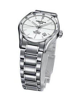 certina-ds-1-white-dial