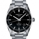 certina-ds-1-black-dial-steel