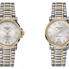 Certina Lady Automatic DS Caimano Watches Gold