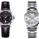 Certina Lady Automatic DS Caimano Watches Leather and Steel