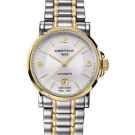Certina Lady Automatic DS Caimano Watch Gold Arabic Numerals