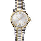 Certina Lady Automatic DS Caimano Watch Gold Roman Numerals