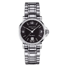 Certina Lady Automatic DS Caimano Watch Steel Black Dial