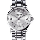 Certina Lady Automatic DS Caimano Watch Steel Bracelet