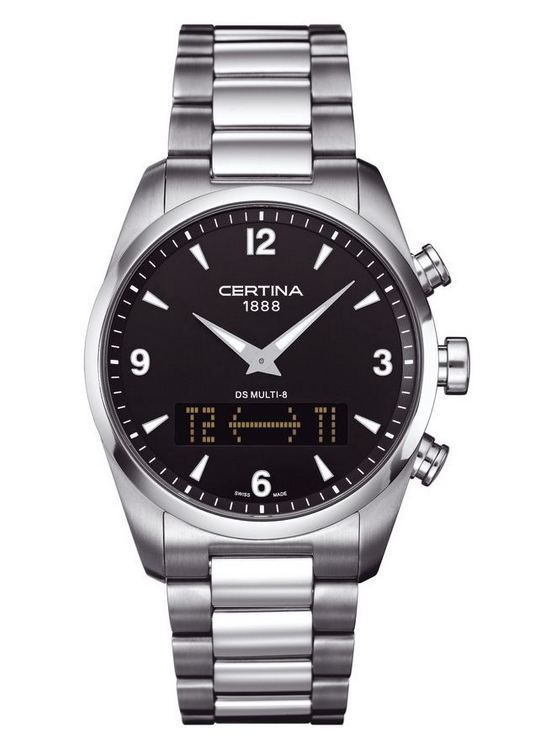 Certina DS Multi-8 Titanium Watch C020.419.44.087.00
