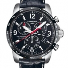 Certina DS Podium Big Size Watch Black