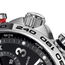Certina DS Podium Chronograph 1/100 sec Watch Detail