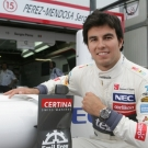 Certina DS Podium GMT Chronograph Sauber F1 Team Watch Sergio Perez