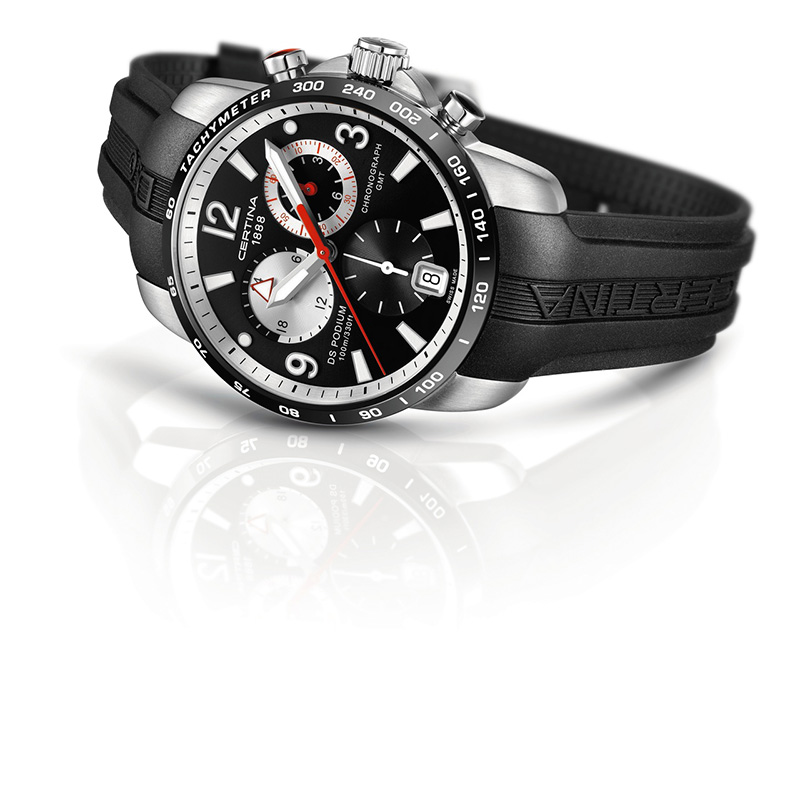 Certina DS Podium GMT Chronograph Watch