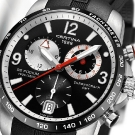 Certina DS Podium GMT Chronograph Watch Front