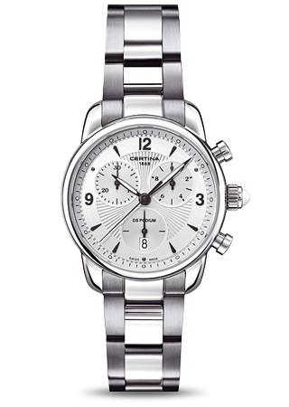 Certina DS Podium Lady Chronograph Watch C025.217.11.017.00