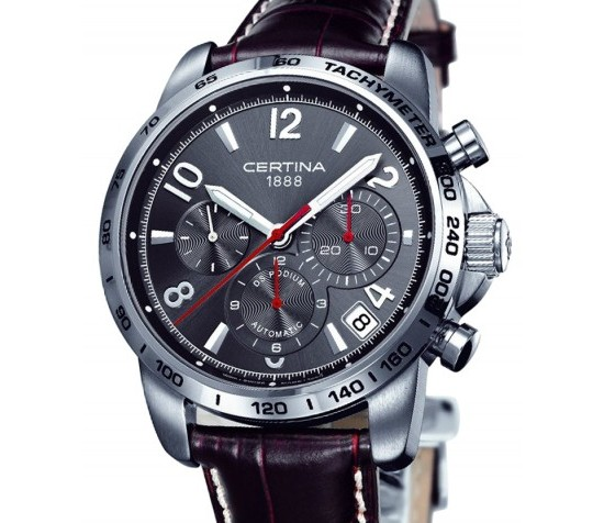 Certina DS Podium Valgranges Automatic Watch