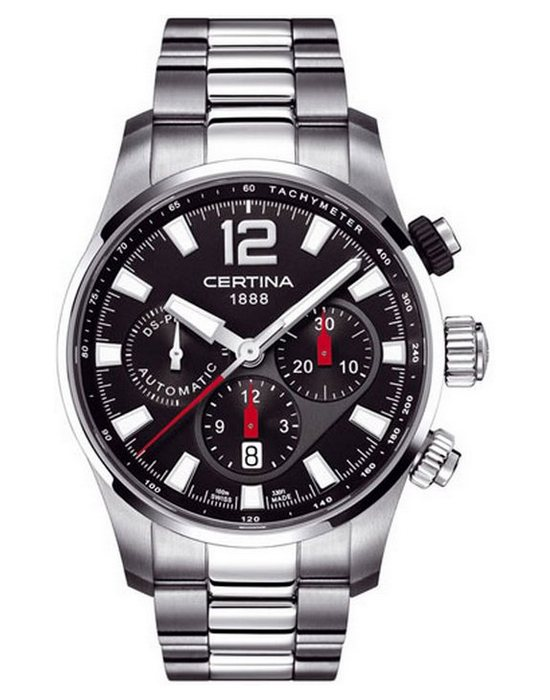 Certina DS Prince Chronograph Watch C008.427.11.057.00
