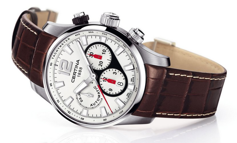 Certina DS Prince Chronograph Watch C008.427.16.037.00