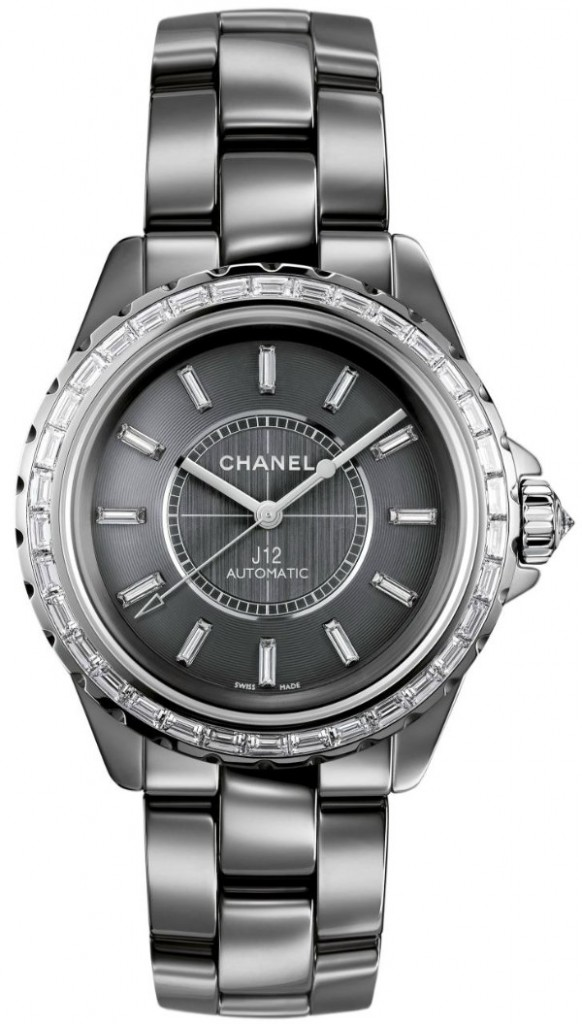 watch chanel white watches ladies ceramic diamond