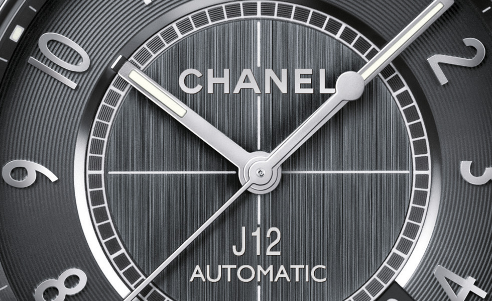 Chanel Chromatic Watch Dial