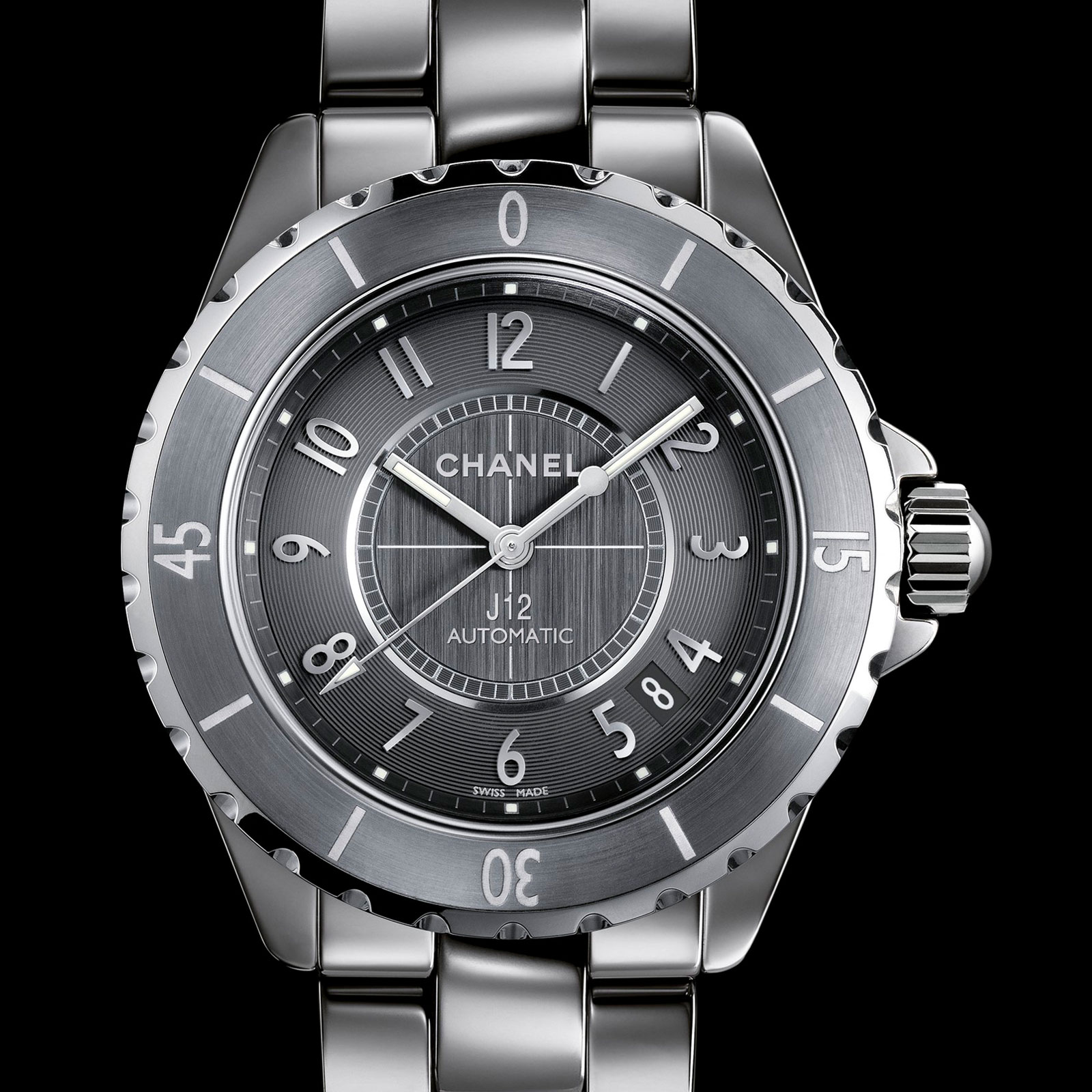 Chanel J12 Chromatic Titanium Ceramic Watch