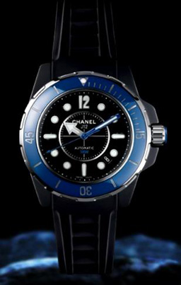 Chanel Marine Blue Diving Watch