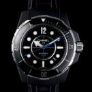 Chanel Marine Black Diving Watch