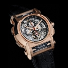 Maitres du Temps Chapter One Round Transparence Watch