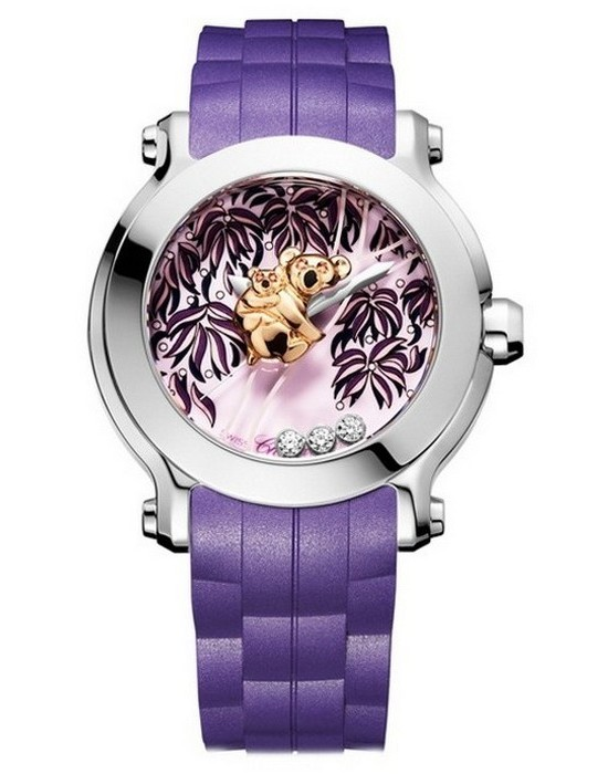 Chopard Animal World 3 Diamonds Collection Watch Koala
