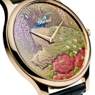 Chopard L.U.C. XP Urushi Peacock Watch 161902-5049