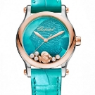 Chopard Happy Fish 36mm Automatic Watch Front