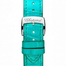 Chopard Happy Fish 36mm Automatic Watch Leather Strap