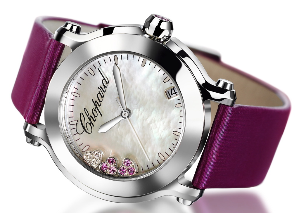 Chopard Happy Heart Valentines Day Special Edition 2012 Watch