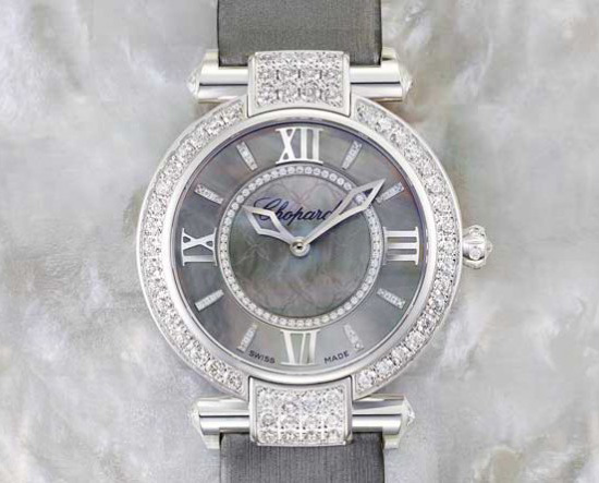 Chopard Imperiale 36mm Joaillerie Watch Dial