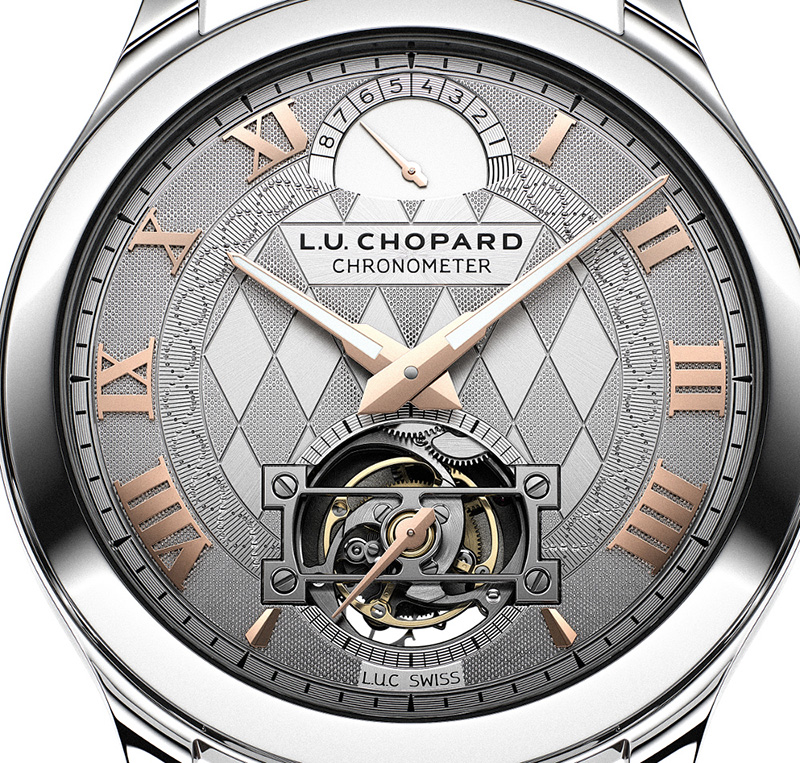 Chopard L.U.C Tourbillon Only Watch 2013 Watch Case