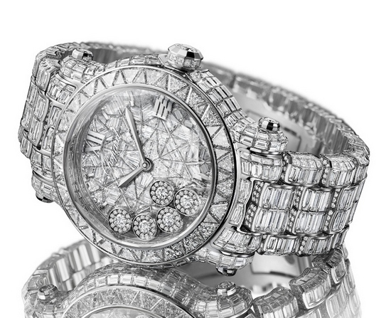 Chopard Happy Sport Diamantissimo Watch