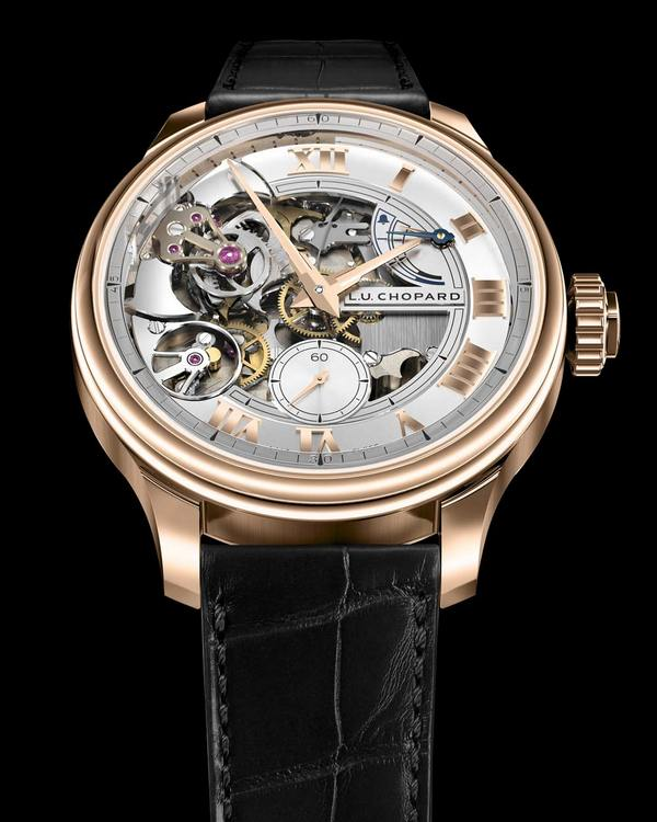 Chopard L.U.C Full Strike Watch Front