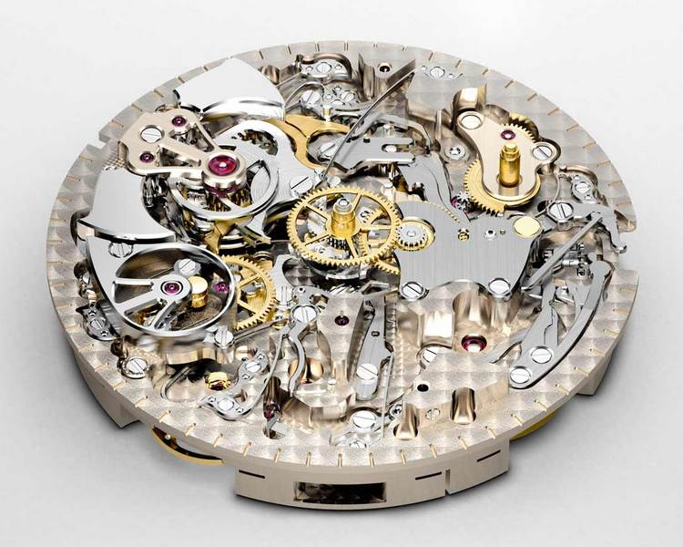 Chopard L.U.C Full Strike Watch Movement
