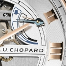 Chopard L.U.C Full Strike Watch Dual Power Reserve Indicator