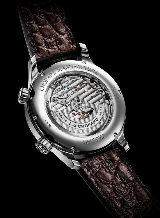 Chopard L.U.C GMT One Watch Case Back