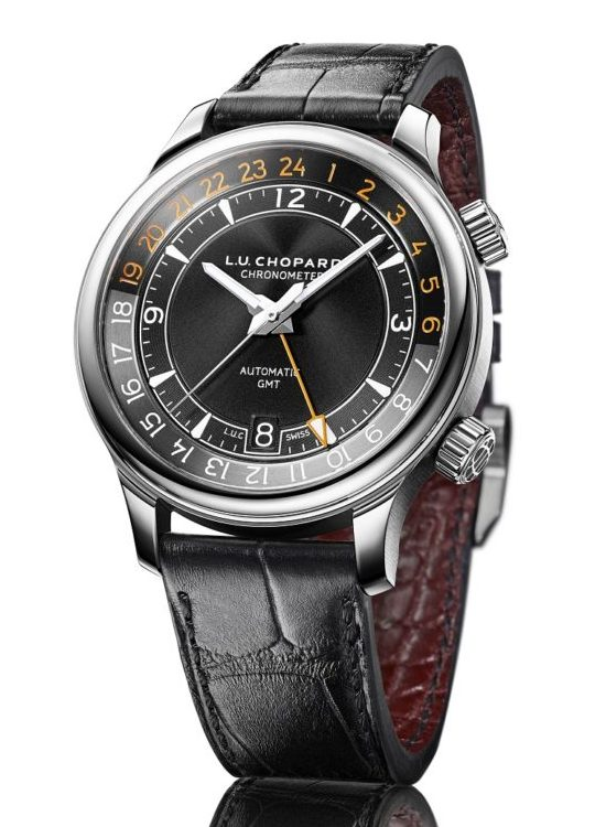 Chopard L.U.C GMT One Watch Front
