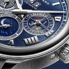 Chopard LUC Lunar One Platinum Watch Detail